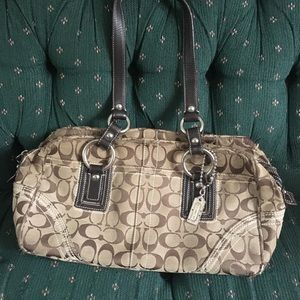 Used Coach Purse